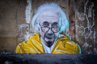 【アルベルト・アインシュタイン】偉人からヒントを得る